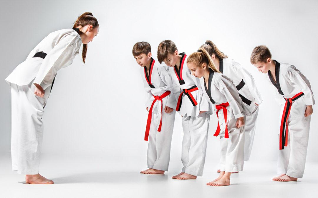 6 RAISONS POUR LESQUELLES LES ARTS MARTIAUX SONT BONS POUR VOS ENFANTS